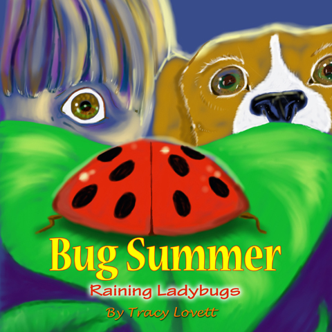 Bug Summer--Raining Ladybugs