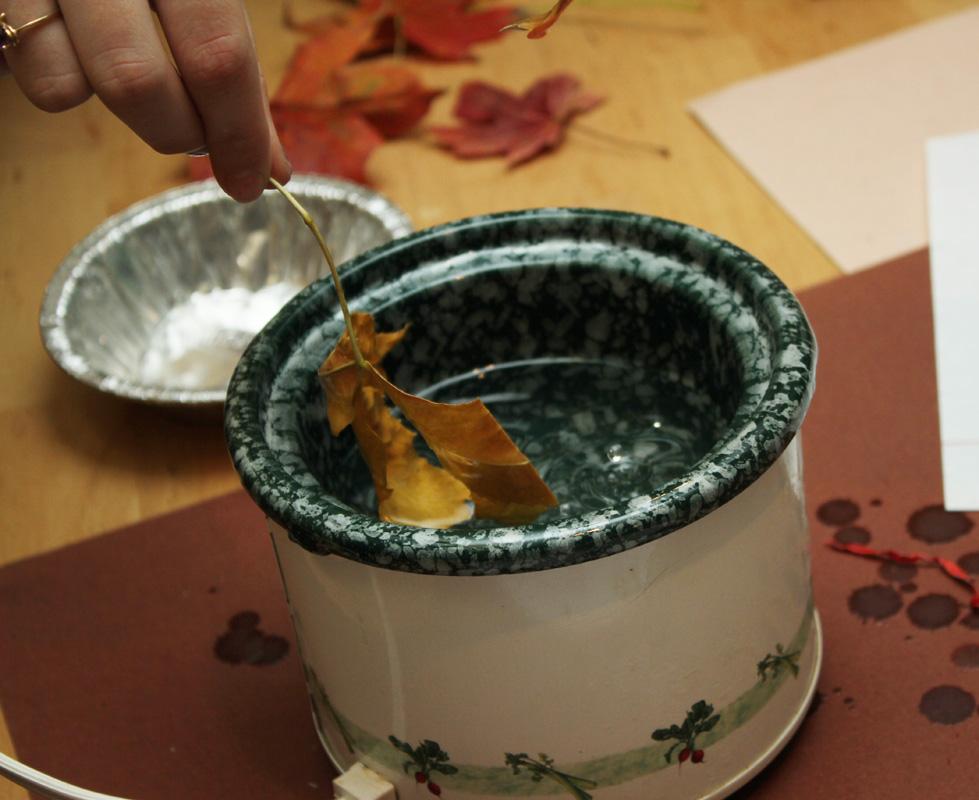 Little crock pot....